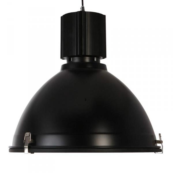 zwarte stoere industrie hanglamp industrià le lampen online