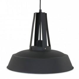 Hanglamp Factory Ø42cm zwart