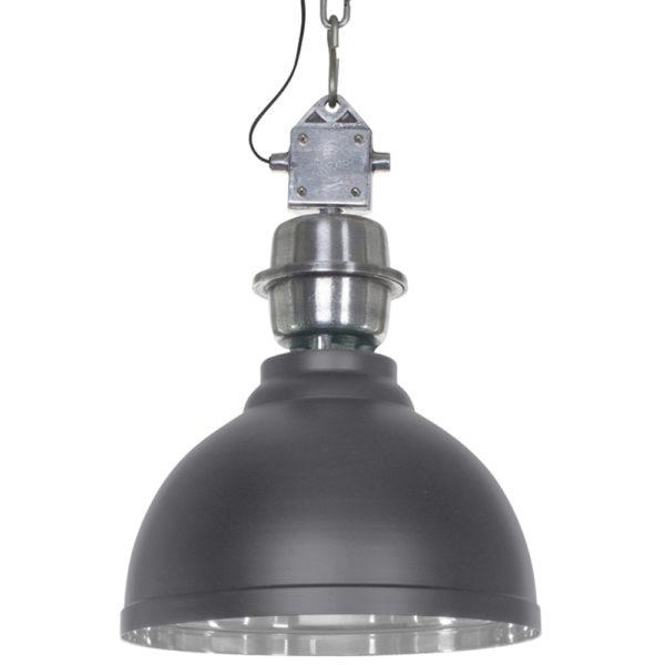 Industriele hanglamp Rome antraciet