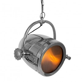 Industriele hanglamp Moon
