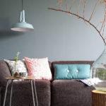 Stoere-blauwe–industriele-hanglamp
