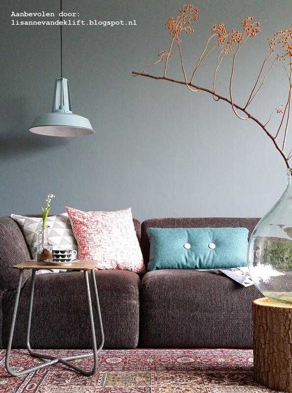 Keuken Licht Blauw : Combineer industriele lampen lichtinhuis