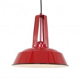 Hanglamp Factory Ø35cm rood
