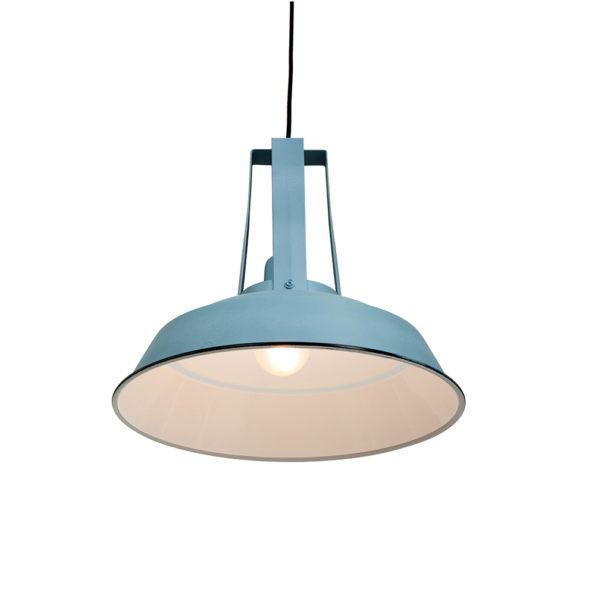 Blauwe-factory-hanglamp-industrieel