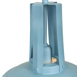 hanglamp-industrieel-blauw-fabric