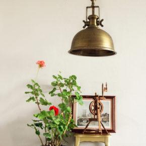 kelly-antiek-bronzen-lamp