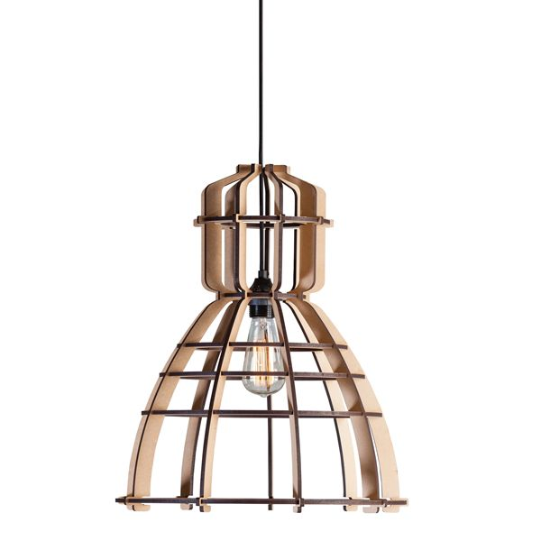 Moderne hanglamp industrie Mats -
