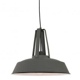 Trendy hanglamp Factory Ø35cm grijs