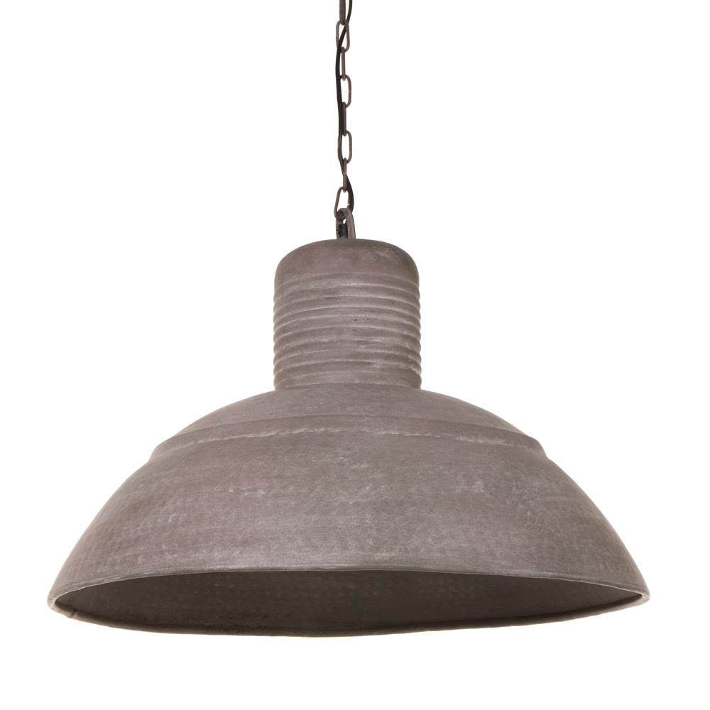 Landelijke eetkamer hanglamp 55 centimeter doorsnee