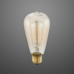 Gloeilamp lichtbron industrieel