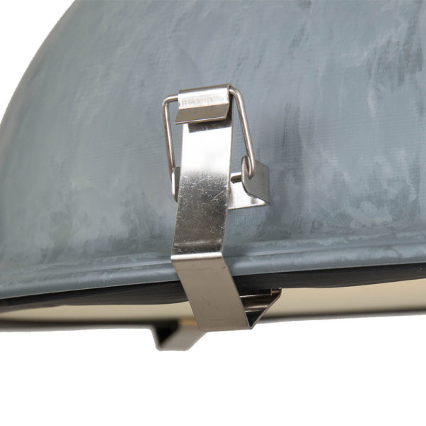Industrie hanglamp Mento close up