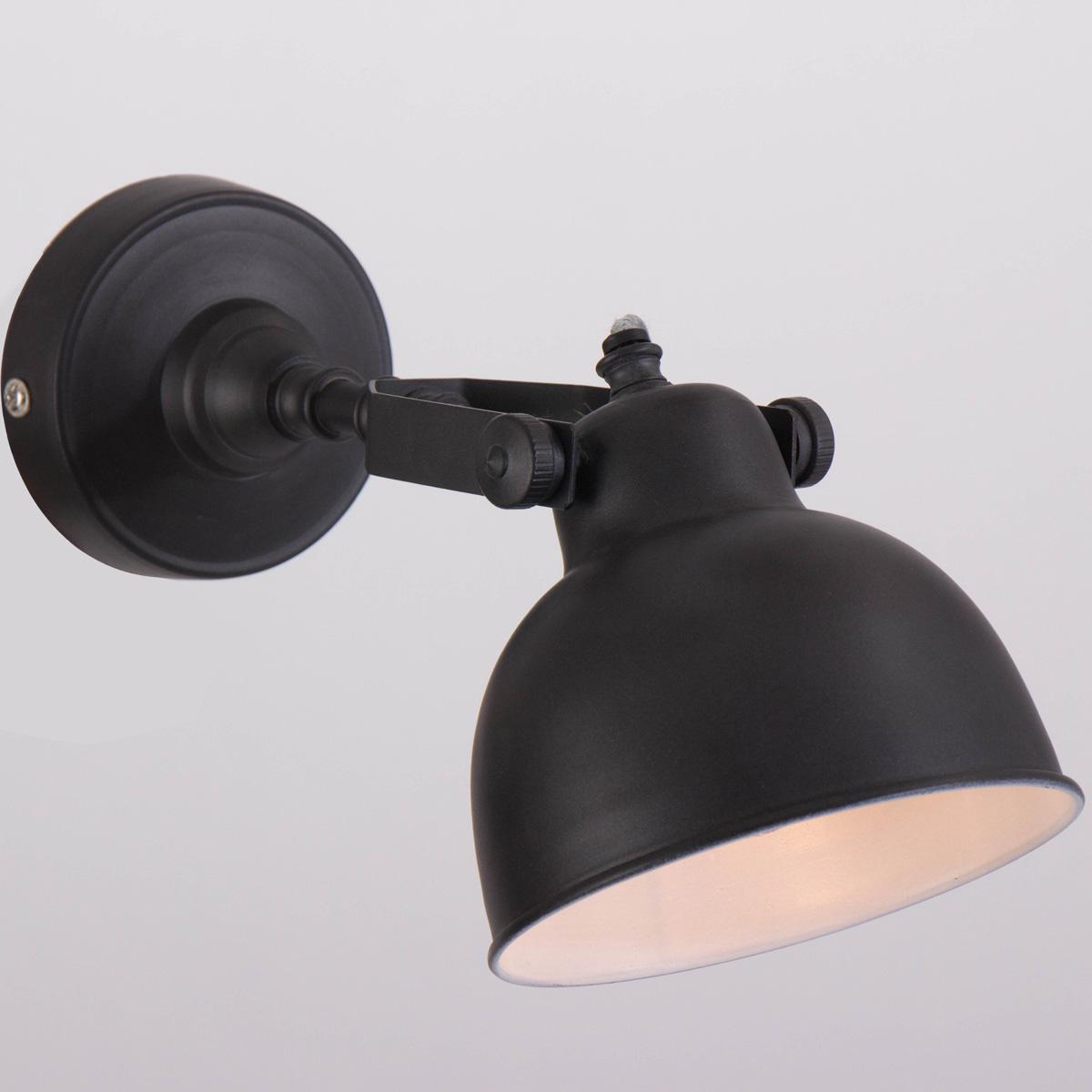 Wandspot industrieel led verlichting watt for Stoere industriele wandlampen