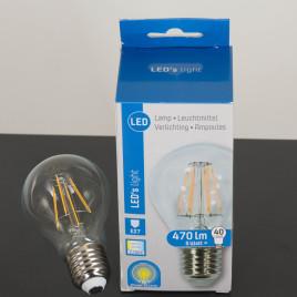 ledfilament ledlamp gloeilamp