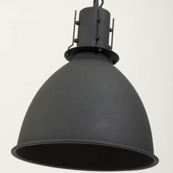 malmo zwart industrieel onderkant