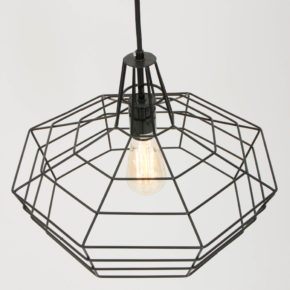 Industriele draadlamp Dread