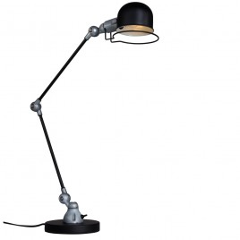 Industriële bureaulamp Jip Zwart