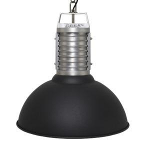Zwarte hanglamp Oncle Philip