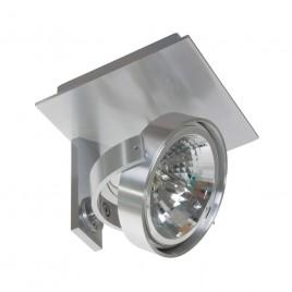 Industriële spot Kanan 1-lichts staal