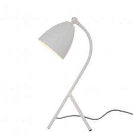Witte tafellamp Eli