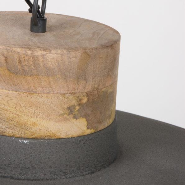 Houten hanglamp Jetvik