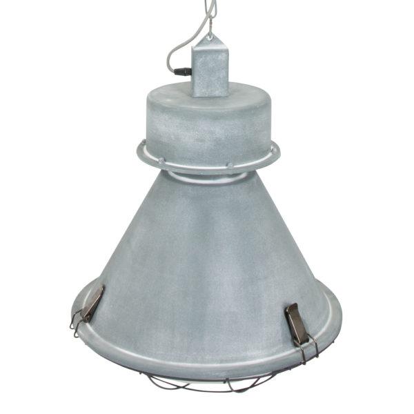Bronq Caddock stoere fabriekslamp