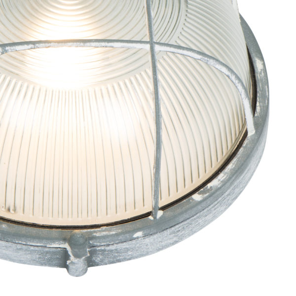 Bronq Tack industriele plafondlamp