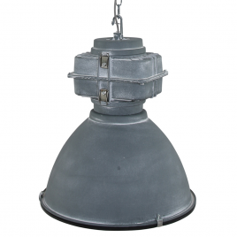 Stoere industriële hanglamp Toronto ø47 cm