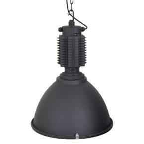 Verweerde industriële hanglamp