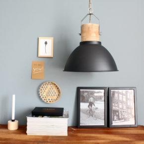 landelijke-dexter-hanglamp-zwart