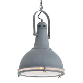 grijze hanglamp