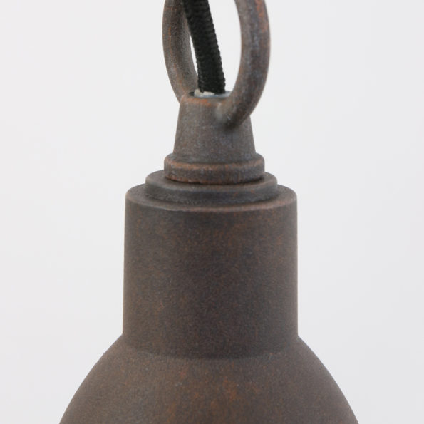 bruine scheepslamp