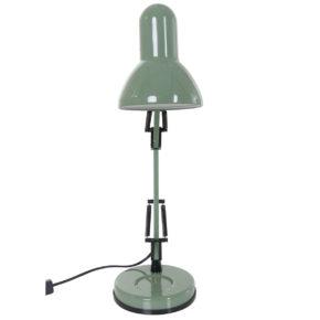 groene tafellamp