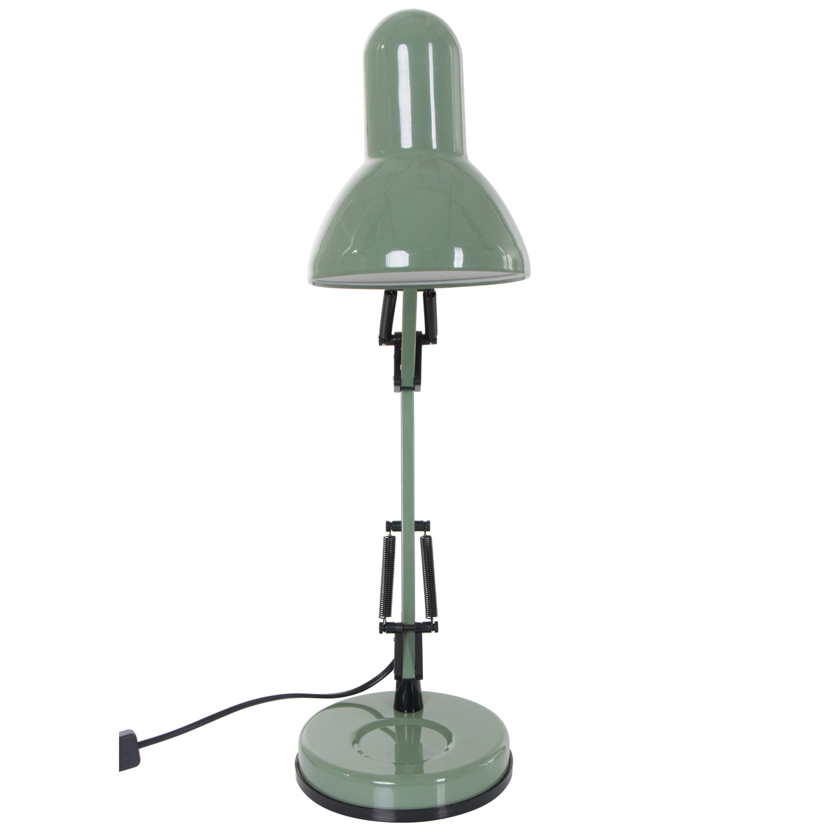 Stoere tafellamp Work groen