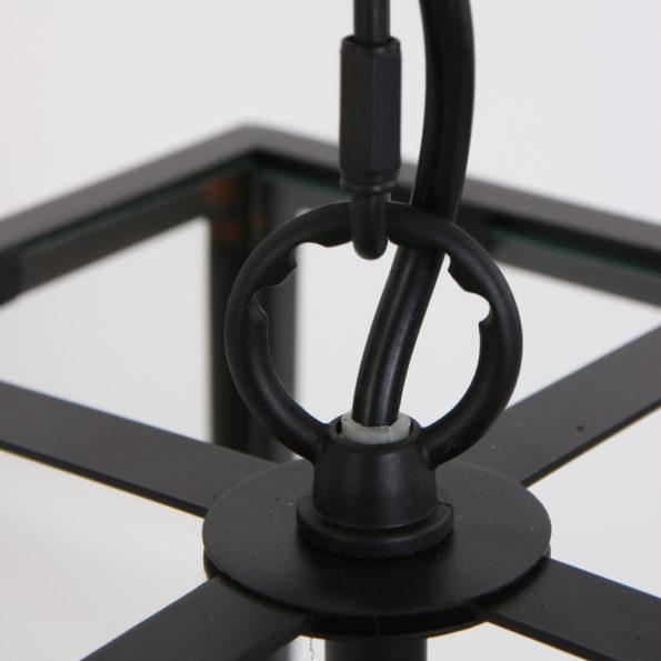 ophangsysteem hanglamp zwart
