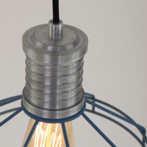 detail-kopstuk-blauwe-hanglamp