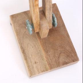 tafellamp hout