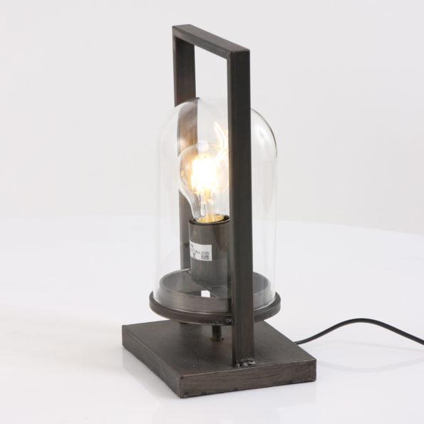 tafellamp zwart