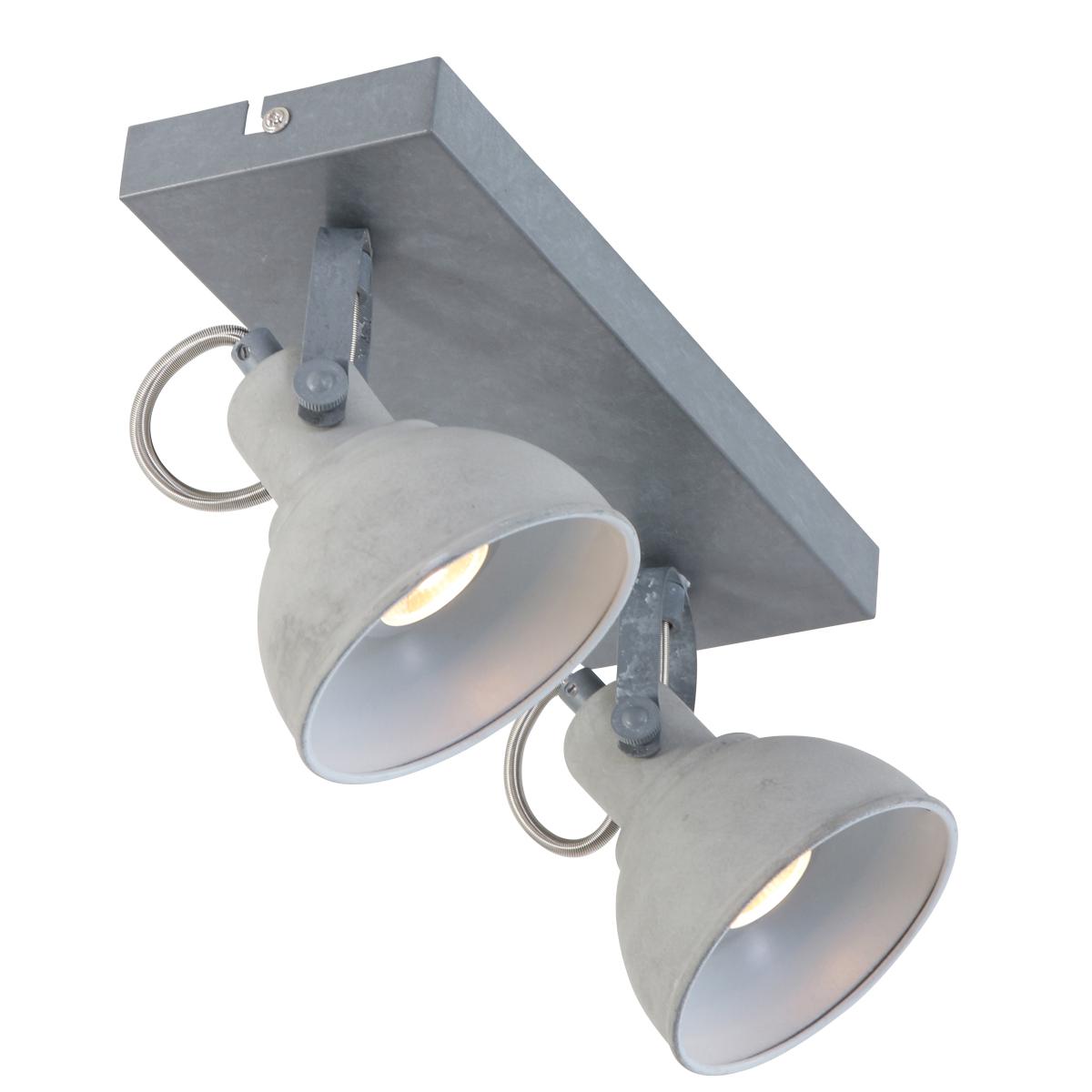 lampen spots industrieel hanglamp metaal lampen with. Black Bedroom Furniture Sets. Home Design Ideas