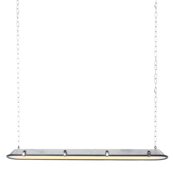 Industriële hanglamp Tubular staal-1571ST