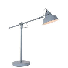 Industriële tafellamp Ivy grijs-1321GR